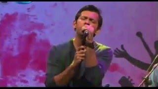Alo Alo by Tahsan  live on R Tv