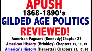 American Pageant Chapter 23 APUSH Review