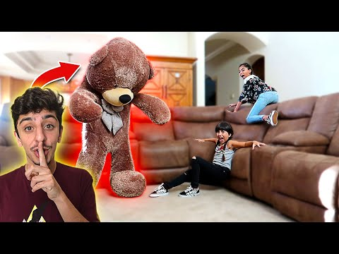 Xxx Mp4 GIANT TEDDY BEAR COMES TO LIFE INSANE FREAKOUT 3gp Sex