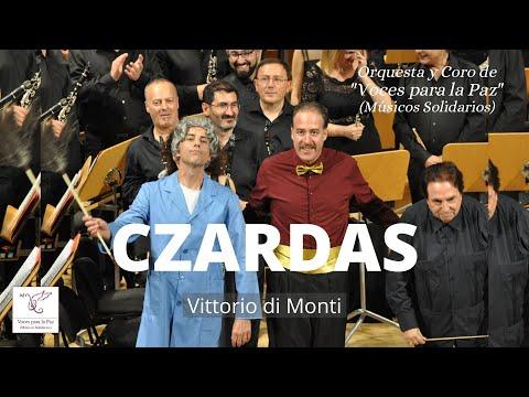 CZARDAS. V. Monti. Dir. Enrique G. Asensio. Percusión Alfredo Anaya & Alberto Román. Concert Band.