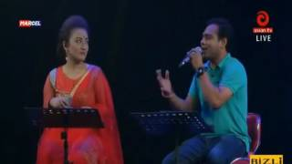 Amar Gorur Garite Bou Sajiye Bangla Song by Nishita & Khaled