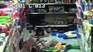 LiveLeak.com - Shooting Suspects Killing Themselves In Las Vegas Walmart