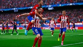 Atletico Madrid vs Bayern Munich 1-0 GOAL & HIGHLIGHTS 27/04/2016