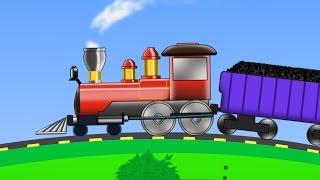 Train | Uses Of Train | kids videos | kids train | learn transports
