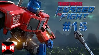 TRANSFORMERS: Forged to Fight - Chapter 3 Act 4 - Gameplay Part 15