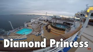 Diamond Princess Full Ship Tour & Review