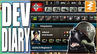 NAVAL STRIKE FORCES - Dev Diary - Hearts of Iron IV