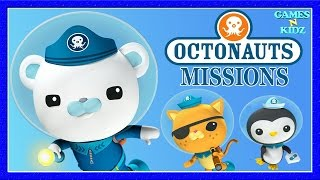 Octonauts Missions: Sea Creature Rescue Children