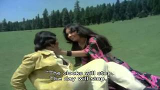 Samay Tu Dheere Dheere Chal (Eng Sub) [Full Video Song] (HD) With Lyrics - Karm