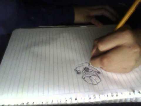 Tutorial de como dibujar al Jefe Maestro PARTE 1