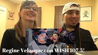 MOM & SON REACTION! Regine Velasquez-Alcasid sings