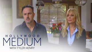 David And Rosanna Arquette's Jaw-Dropping Reading | Hollywood Medium With Tyler Henry | E!