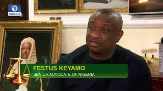 Festus Keyamo Lauds FG's Anti Corruption Campaign Pt.1 |Law Weekly|