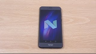 Honor 8 Official Android 7.0 Nougat Review!