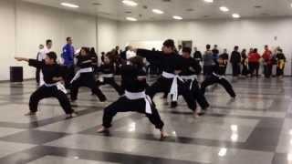 Avaliação Kung Fu Taisan ACM OSASCO 28/10/2013 Pt01