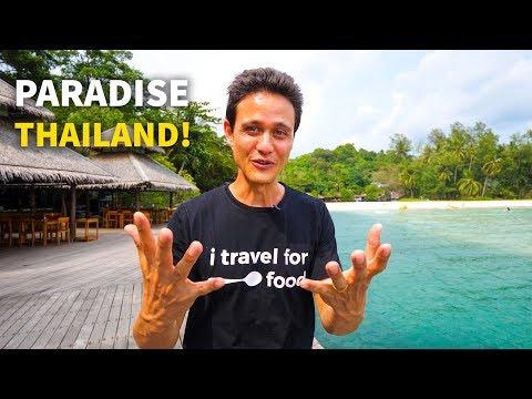 PARADISE Thai Island Hotel CAPTAIN HOOK RESORT on Koh Kood Island Thailand