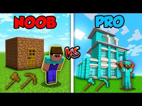 Minecraft NOOB vs. PRO LIFE in Minecraft