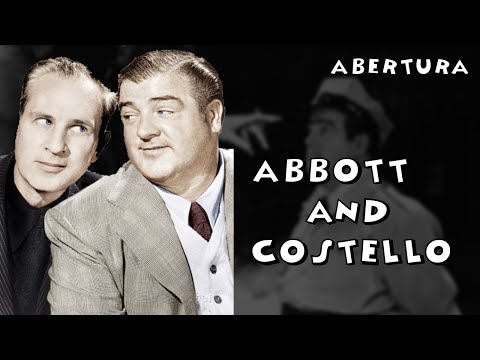 Abbott and Costello s Show dédada de 40 40 s