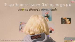 Karaoke Thaisub Tell Me You Love Me    Bolbbalgan4