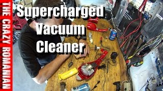 Can you replace batteries on a cordless vacuum cleaner - SUPERCHARGED