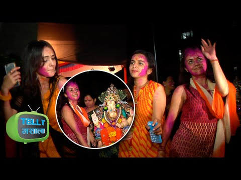 Xxx Mp4 Gopi Bahu And Meera Crazy Dance At Ganpati Visarjan Saath Nibhaana Saathiya 3gp Sex