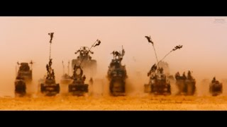 Mad Max: Fury Road (2015) -  Back to the Citadel - Part 2 (7/10) [4K]