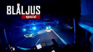 Blåljus Special - En natt med Räddningstjänsten