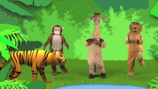 Join Super Safari for a jungle adventure for very young learners!