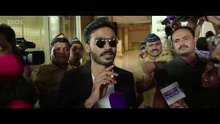 Amitabh Bachchan sets up Dhanush | Shamitabh | Movie Scene