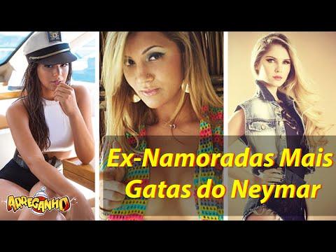 Top 5 Ex namoradas mais gatas do Neymar