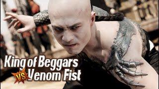 TRUE LEGEND King of Beggars vs Five Venom Fist