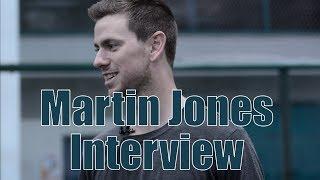 Martin Jones Interview At TendyFest 2018