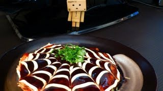 How To Make Okonomiyaki  お好み焼き