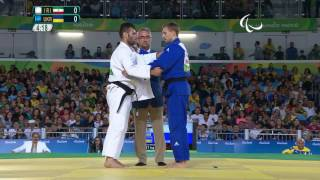 Judo | Iran vs Ukraine | Men