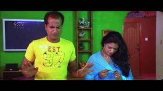 Ragini IPS Kannada Movie Scenes   Most Hot Talking Scenes   Petrol Prasanna Romance