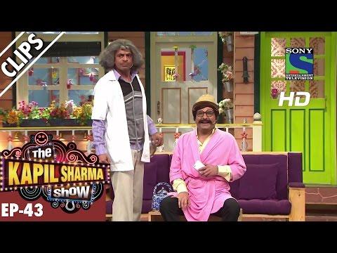 Dr. Gulati & Rajesh Arora makes mockery of Chandu - The Kapil Sharma Show-Ep. 43-17th September 2016