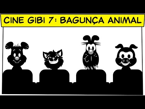 Xxx Mp4 CineGibi 7 Bagunça Animal FILME COMPLETO Turma Da Mônica 3gp Sex