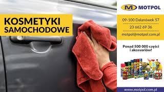 Części samochodowe olej samochodowy akcesoria samochodowe Dalanówek Hurtownia Motoryzacyjna Motpol