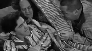 The Three Stooges 073 I Can Hardly Wait 1943 Curly, Larry, Moe DaBaron online video cutter com