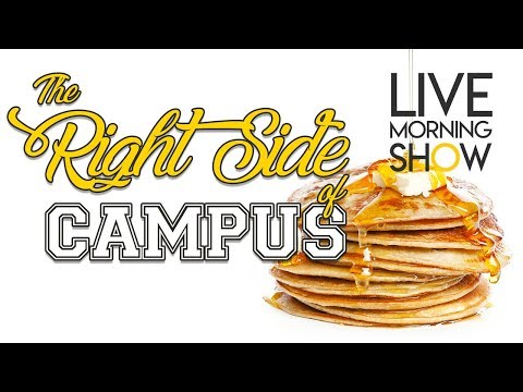 The Right Side of Campus | Monday Morning Sports Betting Discussion & Free Picks
