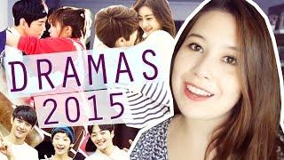 TOP 10 DRAMAS DE 2015 | Recomendação de Doramas