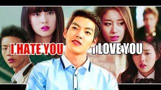 Download ► KOREAN DRAMA MIX MV ◄ I HATE YOU ● I LOVE YOU 3Gp Mp4