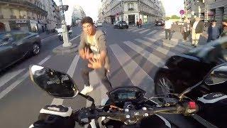 Stupid, Crazy & Angry People VS Bikers [Ep.#134]