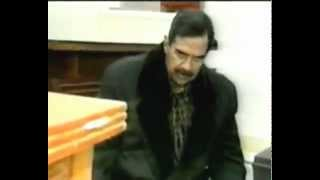 صلاة صدام حسين