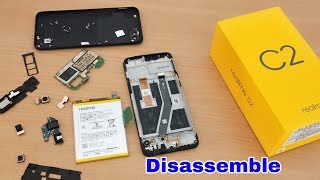 Realme C2 Teardown & Disassemble | How to Replace Battery Realme C2 | Waterproof Realme C2 😱🚱????
