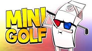 Putt-Putt BETRAYAL! (Mini Golf)