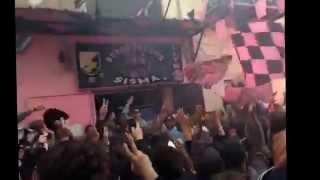 Festa Promozione Palermo in serie A 03.05.14 al borgo vecchio