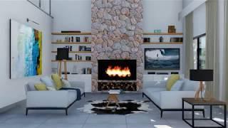 Son Gual Hills Luxury new-built villa, tour video ref 702 for sale - Baxson