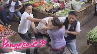 Pangako Sa'Yo: Belen pulls Madam Claudia's hair