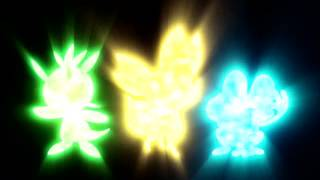 Pokemon X and Poekmon Y Anúncio